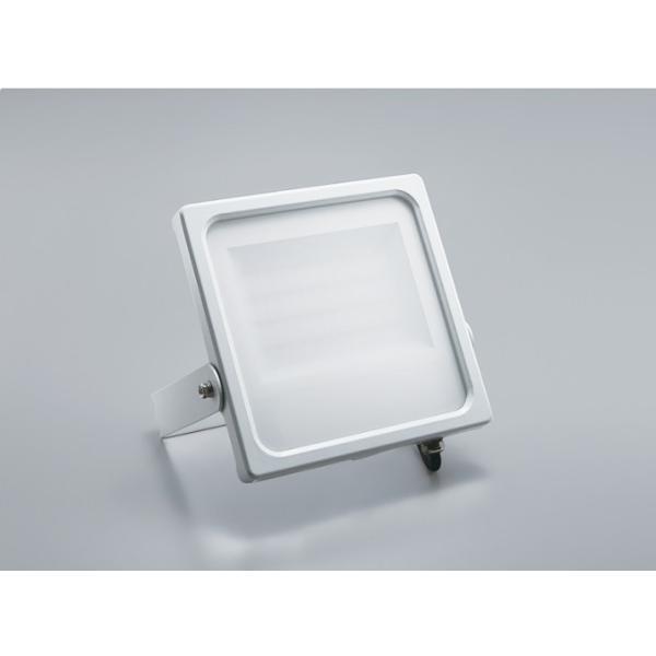 LED 屋外用投光器 TS-810-30-57-W ホワイト 5700K 3600lm テスライティング TESLIGHTING|ko-te-ya