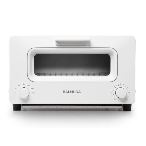 バルミューダ BALMUDA ザ・トースター ホワイト K01E-WS   BALMUDA The Toaster|ko-te-ya