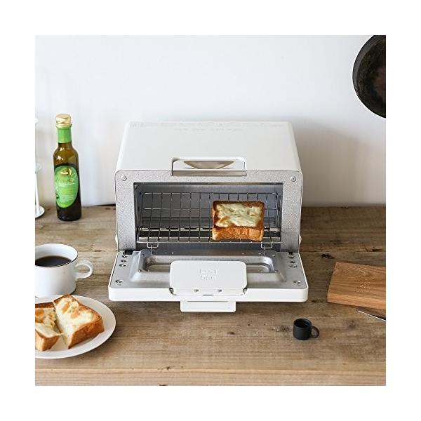 バルミューダ BALMUDA ザ・トースター ホワイト K01E-WS   BALMUDA The Toaster|ko-te-ya|06