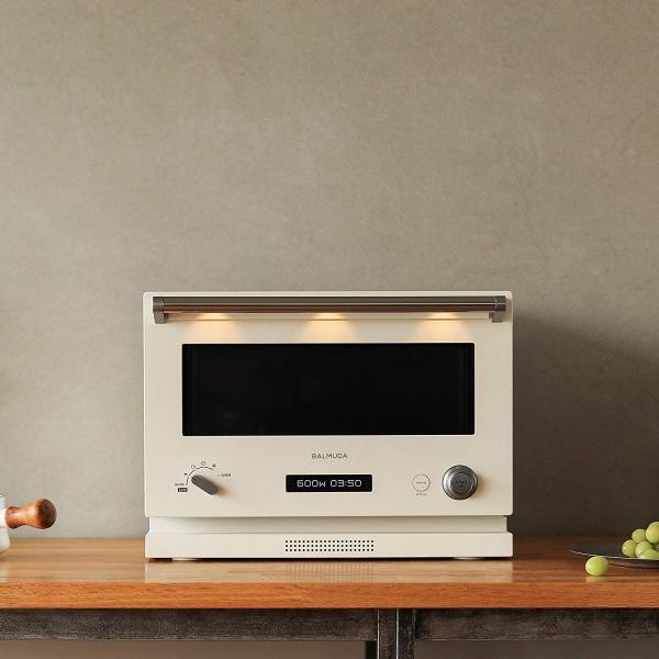 バルミューダ BALMUDA 18L フラット庫内オーブンレンジ  The Range ホワイト  K04A-WH ko-te-ya 06
