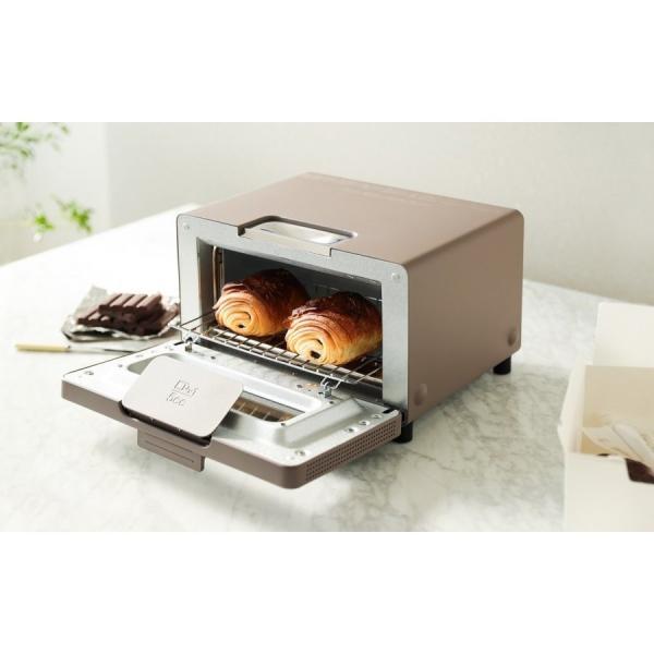 バルミューダ BALMUDA The Toaster ザ・トースター ショコラ  K01E-CW|ko-te-ya|04