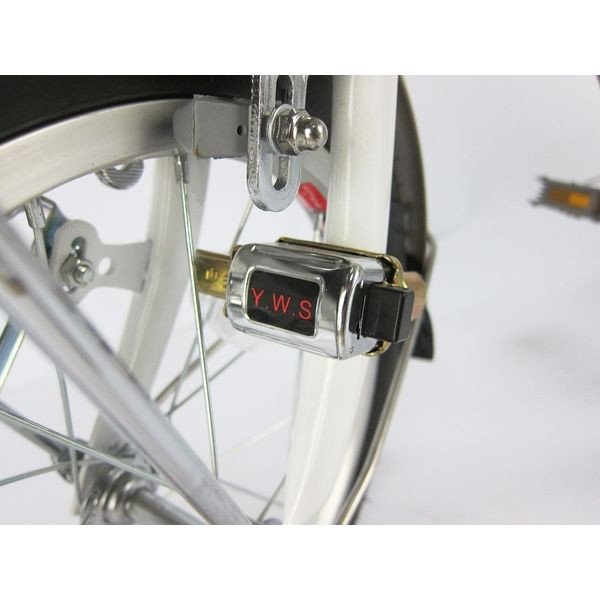 ミムゴ ロータイプ三輪自転車 ホワイト 型式MG-TRE16G SWING CHARLIE メーカー直送品 代引き不可|ko-te-ya|03