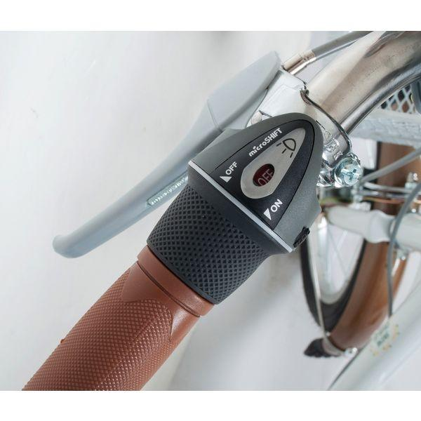 ミムゴ ロータイプ三輪自転車 ホワイト 型式MG-TRE16G SWING CHARLIE メーカー直送品 代引き不可|ko-te-ya|04