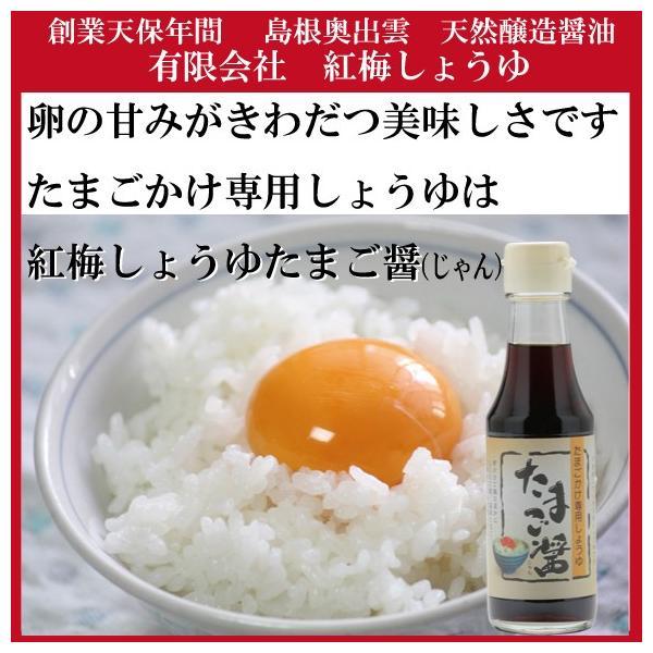 たまご醤 卵かけご飯専用 生たまご 卵焼き 卵料理 とろろご飯 温泉卵 冷奴 枕崎産鰹節|kobai-shoyu