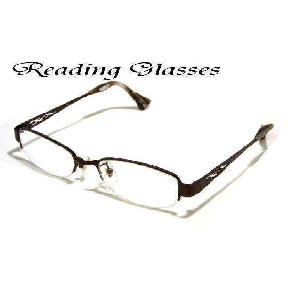 老眼鏡 おしゃれ 男性用シニアグラス リーディンググラス ケース付き(703) 送料無料