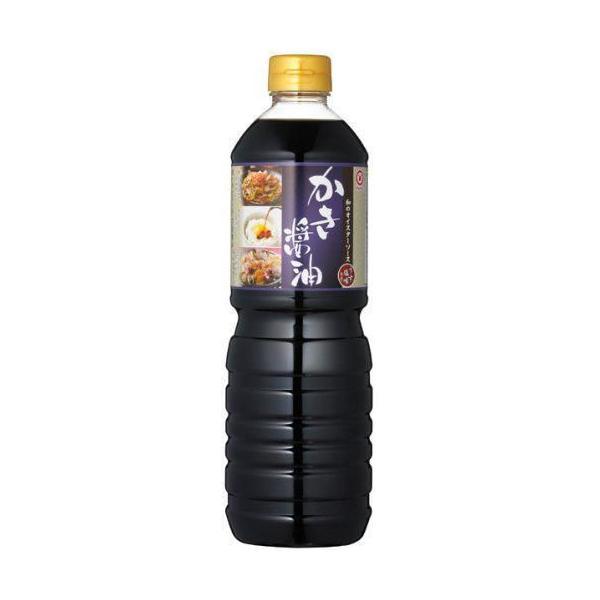 マルキン かき醤油 1L