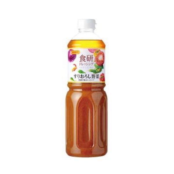 日本食研 ドレッシング すりおろし野菜 1L
