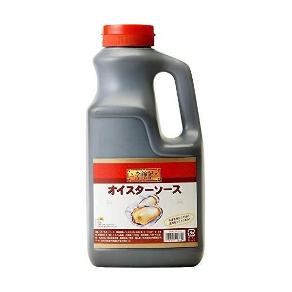 李綿記 オイスターソース 2.3kg