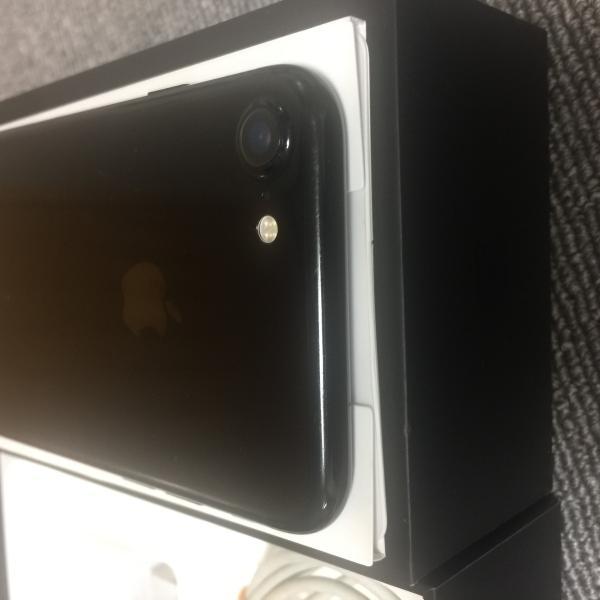 美品  国内版 simフリー    iPhone7 128GB  ジェットブラック色 Apple|kobayashimobile2|03