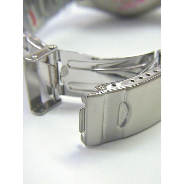 オレオール 20気圧スポーツ防水 シンプル 腕時計 オレンジ(新品)SW416M-A3|kobe-asahiya|03
