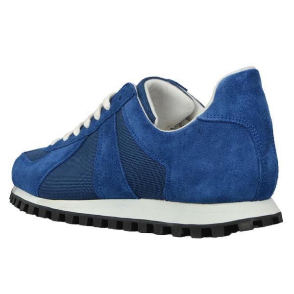 ジャーマントレーナー[GERMAN TRAINER]3183[BLUE]スニーカー|kobe-foot|04
