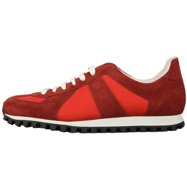 ジャーマントレーナー[GERMAN TRAINER]3183[RED]スニーカー|kobe-foot|02