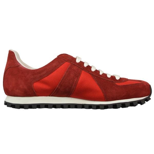 ジャーマントレーナー[GERMAN TRAINER]3183[RED]スニーカー|kobe-foot|03