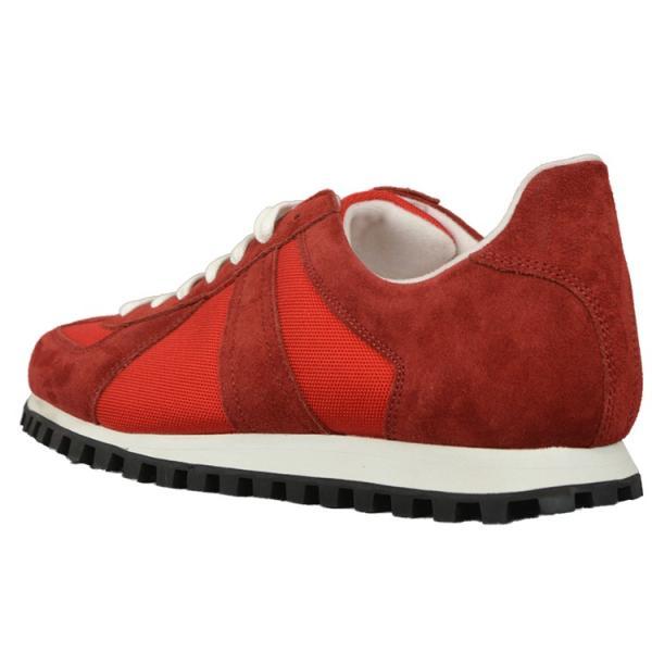 ジャーマントレーナー[GERMAN TRAINER]3183[RED]スニーカー|kobe-foot|04