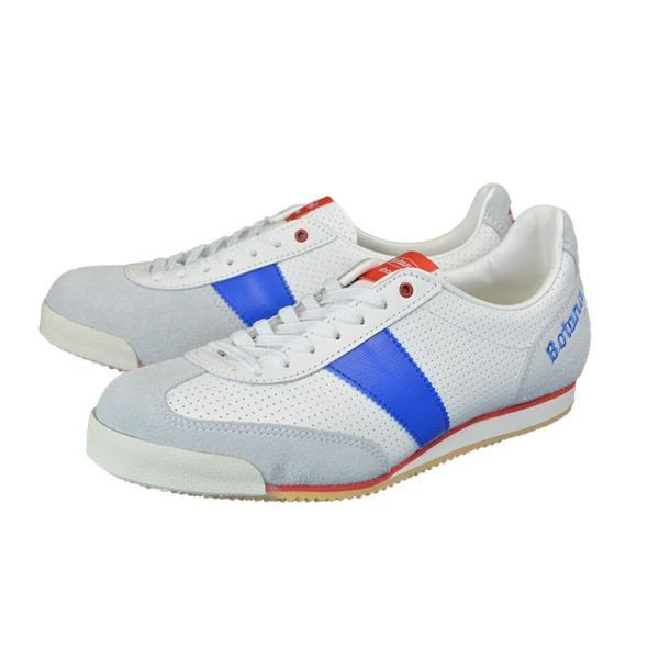 ボタナ(Botana) CLASSIC 08 PRO  WHITE/BLUE|kobe-foot