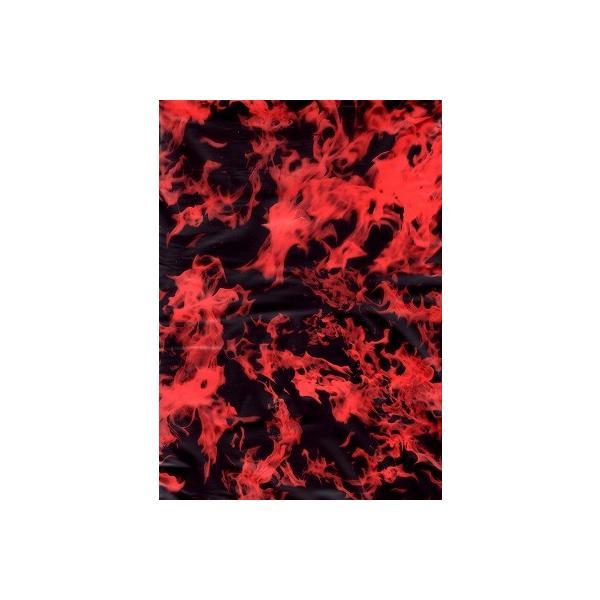 水圧転写フィルム ファイヤー調 FR01 S (100×100cm)|kobe-hydrographics|03