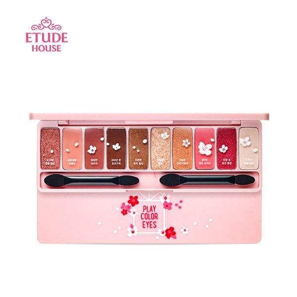 ETUDE HOUSE エチュードハウス プレイ カラー アイズ (Play Color Eyes) チェリーブロッサム cherry blossom 0.8g×10色 送料無料 kobe-o-ton