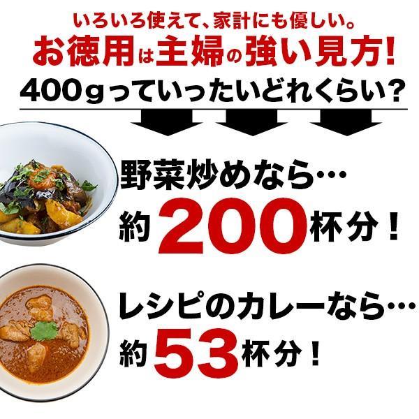 無塩 カレー粉 特製 カレーパウダー 400g 送料無料 神戸スパイス|kobe-spice|06