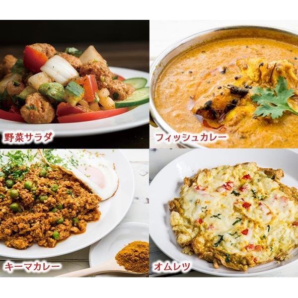 カレー粉 5種類から選べるオリジナルマサラセット 100g×3袋 送料無料 神戸スパイス kobe-spice 06