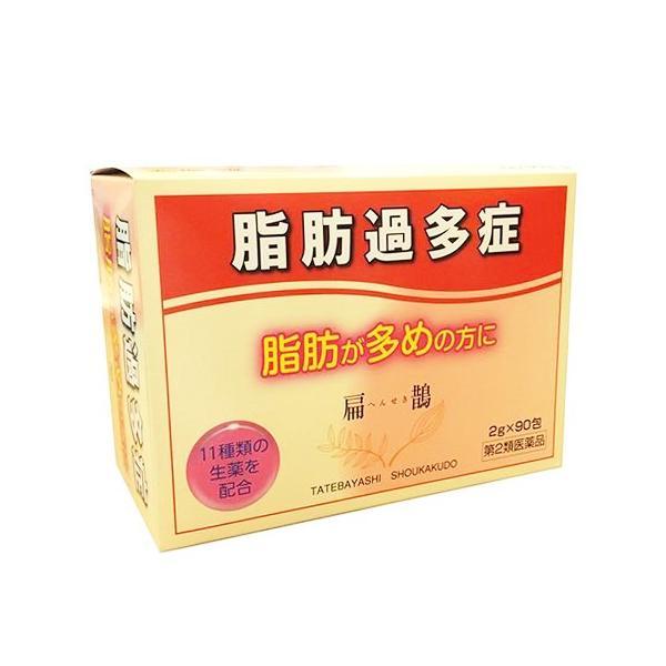 第2類医薬品 あすつく12時10倍〜脂肪過多症に良い漢方〜建林松鶴堂扁鵲(へんせき)2.0gx90包