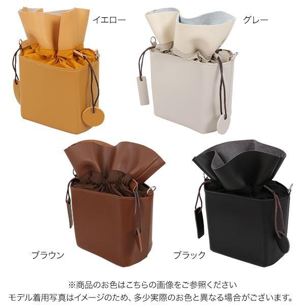 バッグ 鞄 ショルダーバッグ 巾着バッグ 巾着 コンパクト B1288|kobelettuce|02