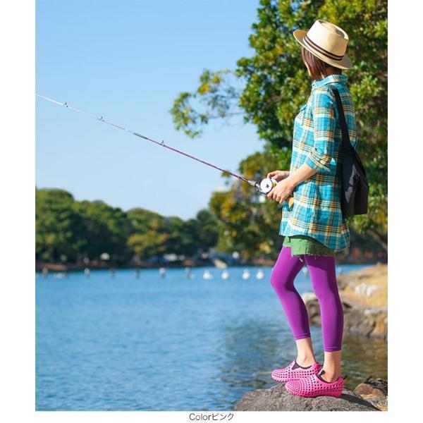 チルアマゾン ccilu-amazon スリッポン 水に強い 軽量 海 コンフォートサンダル シューズ レディース 靴  40代 I1907送料無料|kobelettuce|12