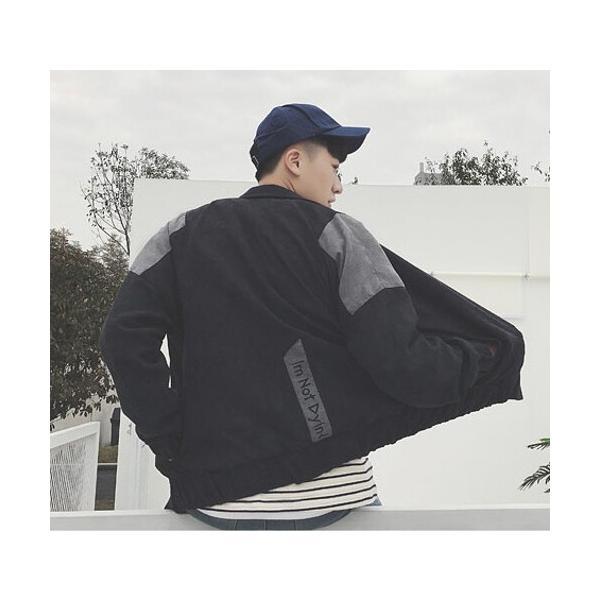 カバーオール メンズ おしゃれ ブランド ミリタリージャケット 無地 柄 黒 ワークジャケット ジャケット アウター 大きいサイズ 夏 40代 50代|kobeminatowork|06