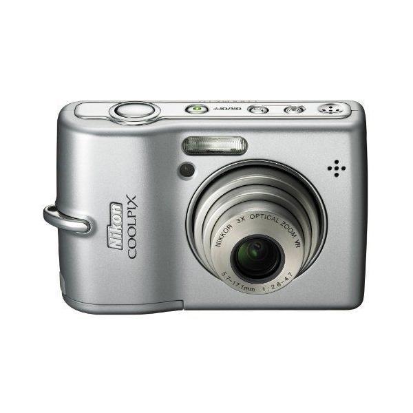 Nikon デジタルカメラ COOLPIX(クールピクス) L12 710万画素