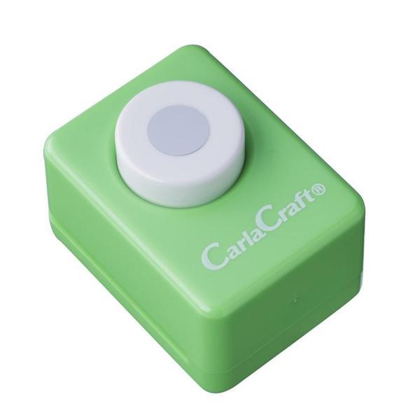 Carla Craft(カーラクラフト) クラフトパンチ(小) 3/8サークル CP-1N 4100899 送料無料 同梱不可