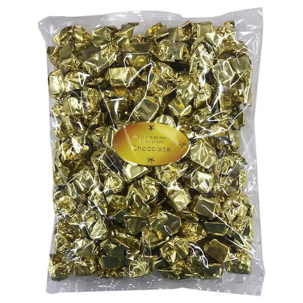 ゴールドカットチョコ 500g×12袋 B-11 送料無料 同梱不可