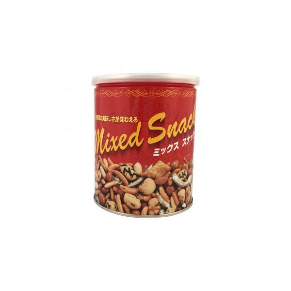 タクマ食品 ミックススナック缶 12×2個入 送料無料 同梱不可