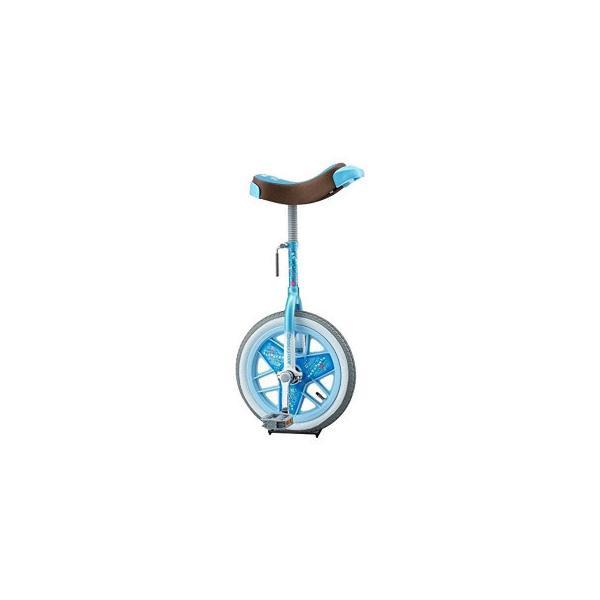 一輪車 スケアクロー ライトブルー SCW14LB 送料無料 同梱不可