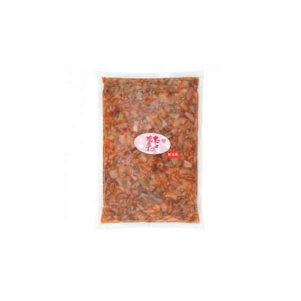 マルヨ食品 たこの塩辛 1kg×10個 10046 送料無料 同梱不可