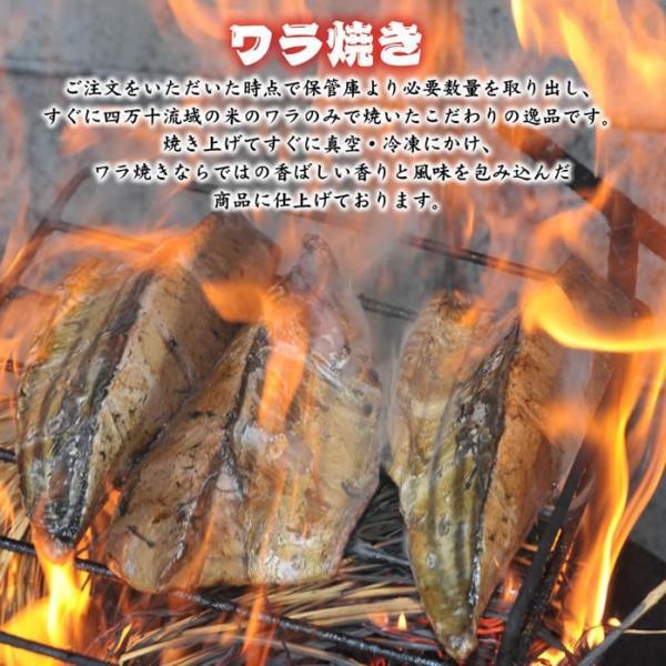 送料無料! 龍馬の国 土佐伝統製法 完全ワラ焼き龍馬たたき(トロ鰹たたき)2節セット|kochi-bussan|03