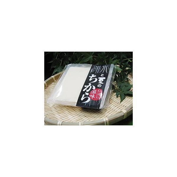 水と豆のちから(豆腐) 6丁セット|kochi-bussan
