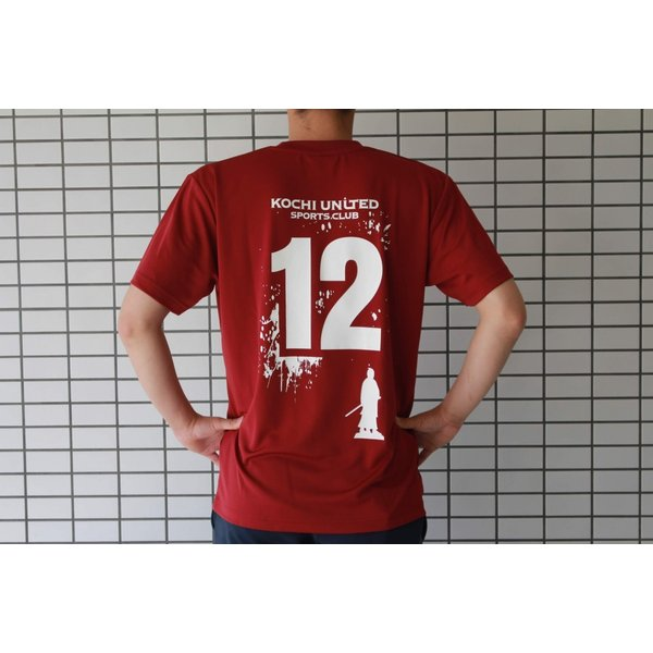 Tシャツ 2019モデル|高知ユナイテッドSCオフィシャルグッズ|kochi-usc|02