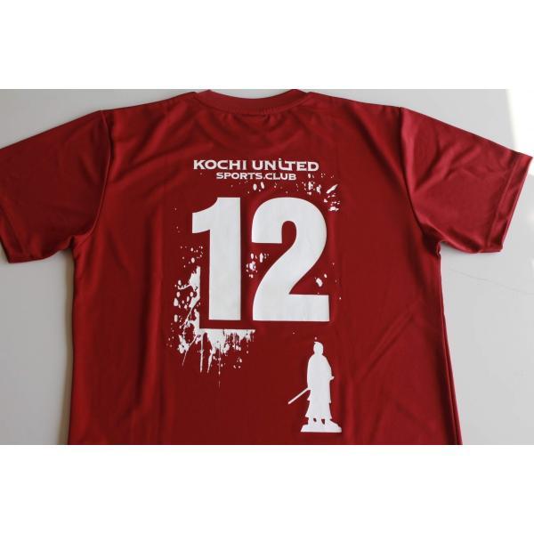 Tシャツ 2019モデル|高知ユナイテッドSCオフィシャルグッズ|kochi-usc|04