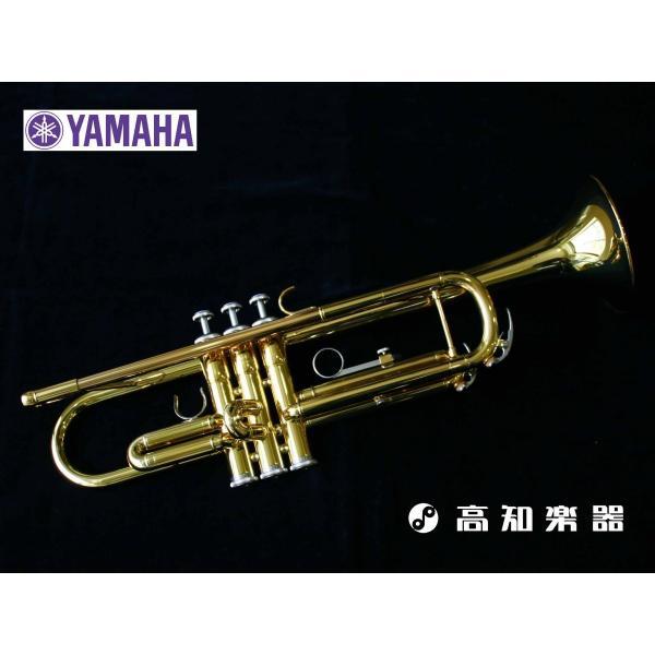ヤマハ YTR-3335 B♭トランペット (チューナーメトロノーム付)
