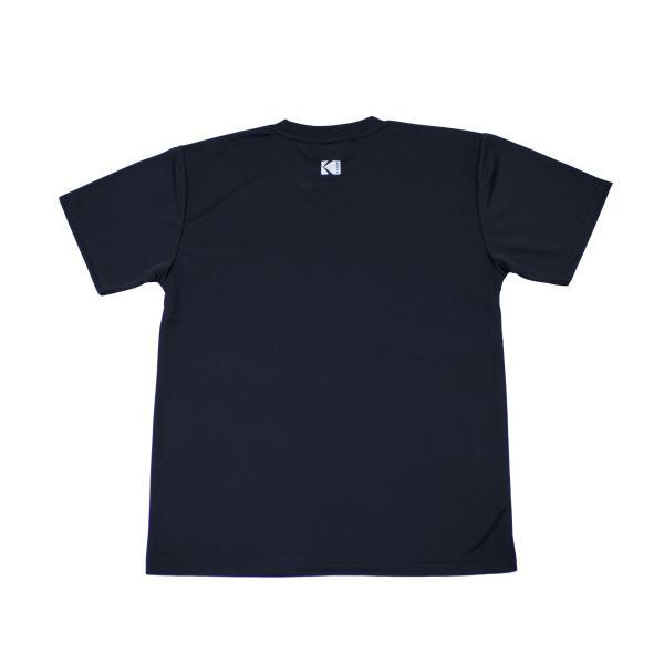 KODAK Motion Picture ドライTシャツ(黒)|kodak|02