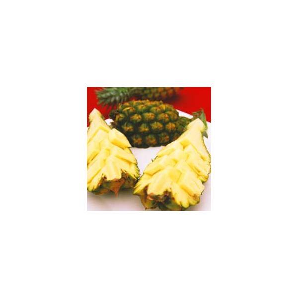 沖縄東村産パイン ハワイ種 3玉入り 1玉1.3kg〜1.6kg 高江洲農園 送料無料