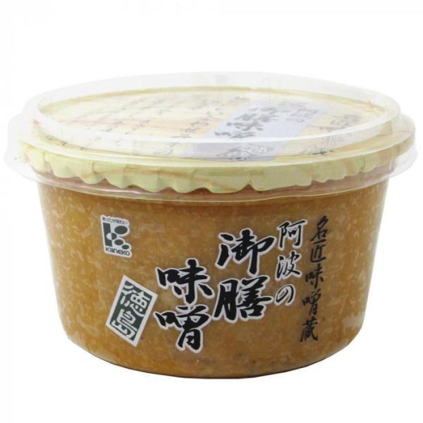 阿波の御膳味噌 300g 6個セット (送料無料)