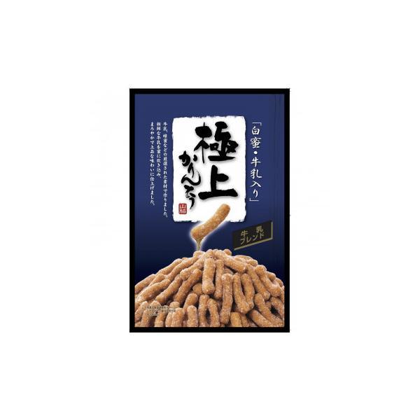山脇製菓 極上 白蜜かりんとう 140g×12袋 (送料無料) 直送
