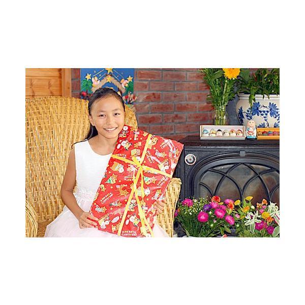クリスマス           布のアドベント カレンダー         布の壁掛けクリスマスツリーボタンかけ    オーナメント24個付き  メリークリスマス!!|kodomoseikatsuclub|06