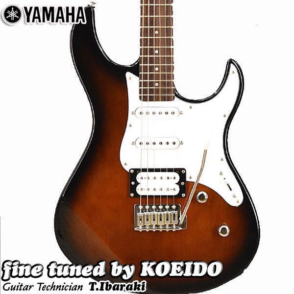 YAMAHA PACIFICA PAC-112V OVS (クリップチューナー、ストラップ、スペア弦付き!) エレキギター ヤマハ パシフィカ