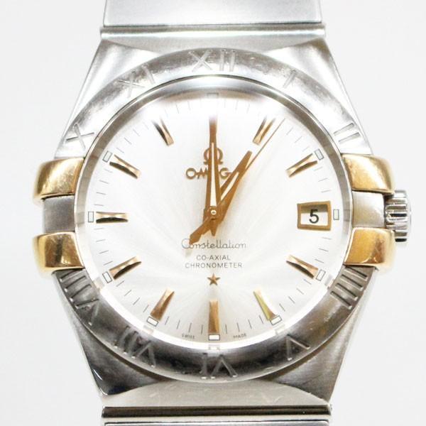オメガ OMEGA コンステレーション 123.20.35.20.02.003 コーアクシャルメンズ 腕時計 自動巻き  中古 あすつく MT2475|koera