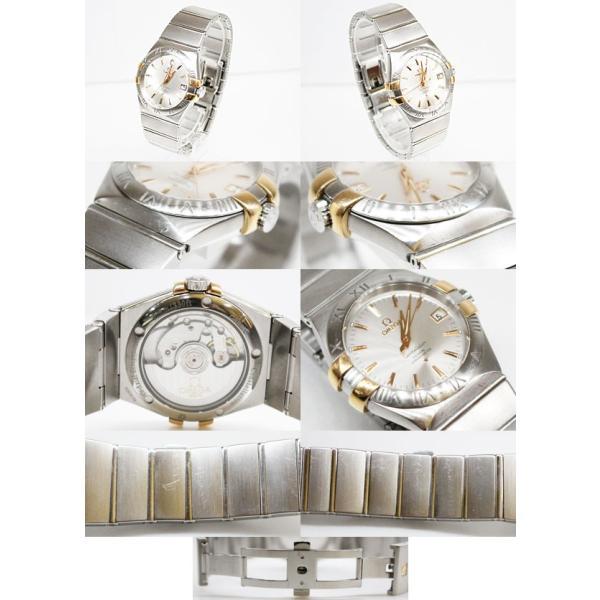 オメガ OMEGA コンステレーション 123.20.35.20.02.003 コーアクシャルメンズ 腕時計 自動巻き  中古 あすつく MT2475|koera|02