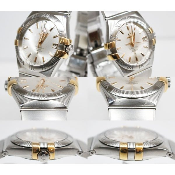 オメガ OMEGA コンステレーション 123.20.35.20.02.003 コーアクシャルメンズ 腕時計 自動巻き  中古 あすつく MT2475|koera|03