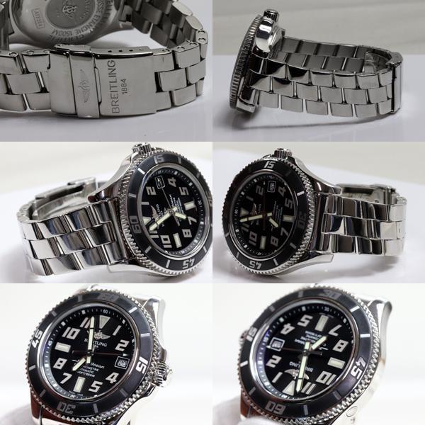BREITLING ブライトリング スーパーオーシャン42 A17364 メンズ 腕時計 オートマ 自動巻き/中古/質屋出店/MT2625|koera|03