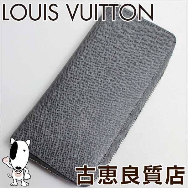 detailed look bee20 54bf0 LV lv LOUIS VUITTON ルイヴィトン タイガ 長財布 M32601 ...