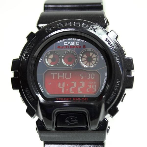 bcf56ae7e6 CASIO カシオ G-SHOCK Gショック 腕時計 メンズ ジーショック タフソーラー 電波時計 MULTIBAND6 ...